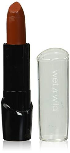 Wet N' Wild - Wet n Wild Silk Finish Lipstick 534B Mink Brown