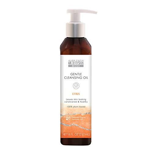 Aura Cacia - Aura Cacia Bodi Gentle Cleansing Oil | GC/MS Tested for Purity | 240ml (8 fl. oz.)