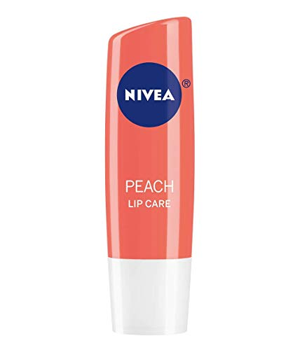 Nivea - Nivea Peach Lip Care 0.17 oz / 4.8 g (Pack of 1)