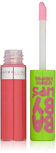 Maybelline - Maybelline New York Baby Lips Moisturizing Lip Gloss, Coral Craze 0.18 oz (Pack of 2)