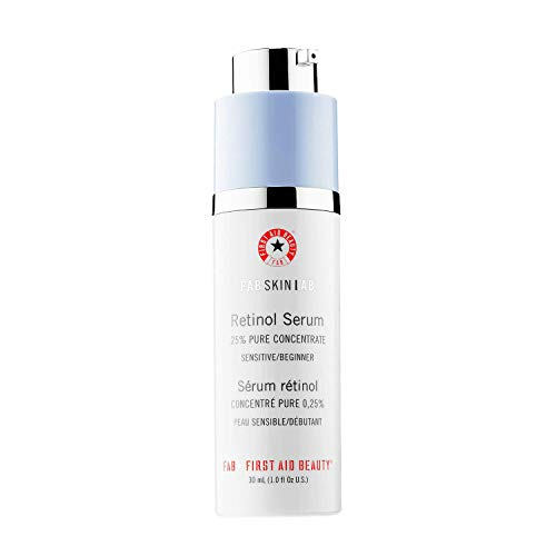 First Aid Beauty - Skin Lab Retinol Serum 0.25% Pure Concentrate