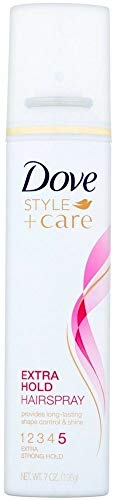 DOVE HAIR - Dove Hairspray, Extra Hold, 7 Ounce
