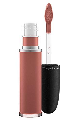 MAC - Retro Matte Liquid Lipcolour, Topped With Brandy