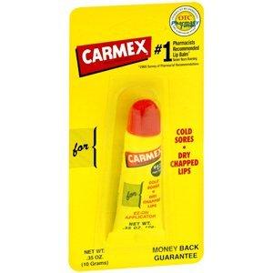 Carmex - Carmex Strawberry Flavor Everyday Soothing Lip Balm SPF 15