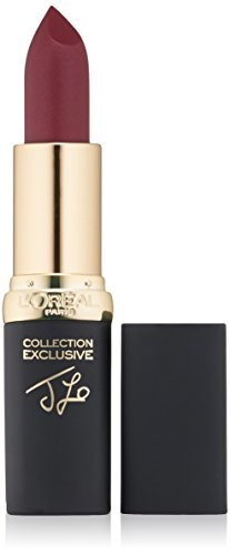 L'Oreal Paris - Colour Riche Comfortable Creamy Matte Lipstick, Berry Matte Pink