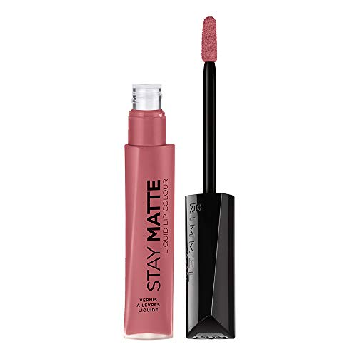 Rimmel - Rimmel Stay Matte Lip Liquid, Pink Bliss, 0.21 Fluid Ounce