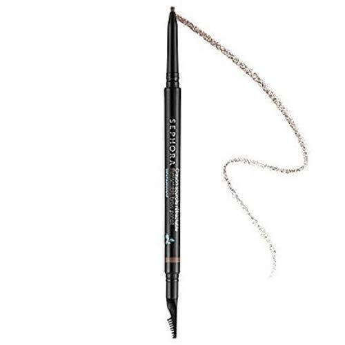 Sephora - Retractable Brow Pencil-waterproof Sephora 0.003 Oz 03 Rich Chestnut