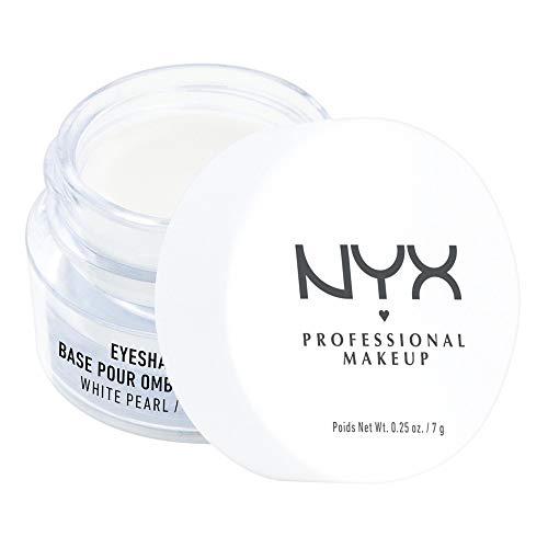NYX - NYX Eye Shadow Base Primer ESB02 - White Pearl