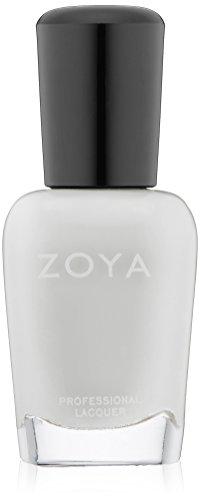 Zoya - ZOYA Nail Polish, Snow White, 0.5 Fluid Ounce
