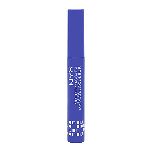NYX - Color Mascara, Blue