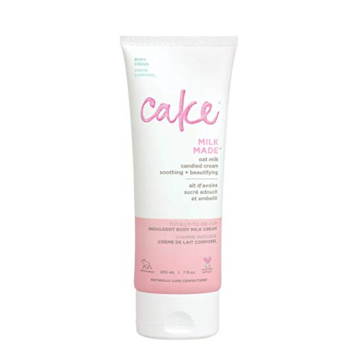 Cake Beauty - Cake Beauty Milk Made Indulgent Body Milk Cream, 7 Ounce