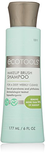Ecotools - Ecotools Makeup Brush Cleansing Shampoo, 6 Ounce