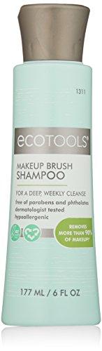 Ecotools - Ecotools Makeup Brush Cleansing Shampoo, 6 Ounce