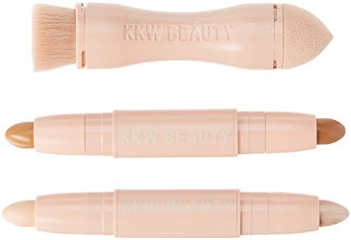 KKW - KKW 002-200 Beauty Contour and Highlight Kit, Medium, 1.76 Ounces