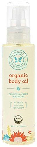 The honest company - Body Oil Moisturizer