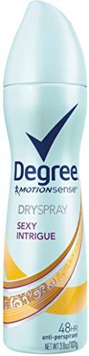 Degree - Degree Women Antiperspirant Deodorant Dry Spray, Sexy Intrigue, 3.8 oz