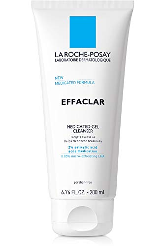 La Roche-Posay - Effaclar Medicated Gel Acne Cleanser