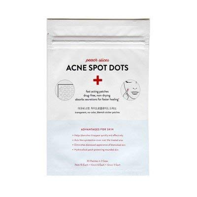 Peach Slices - Acne Spot Dots Facial Treatment