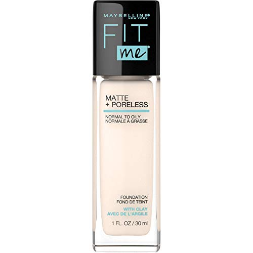 Maybelline New York - Fit Me Matte + Poreless Liquid Foundation