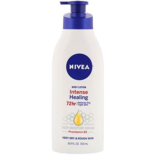 Nivea - NIVEA Intense Healing Body Lotion 16.9 fl. oz. Pump