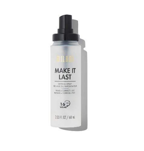 Milani - Make It Last Setting Spray Prime + Correct + Set