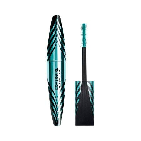 Covergirl - Covergirl Peacock Flare Mascara Waterproof, 820 Extreme Black (Pack of 2)