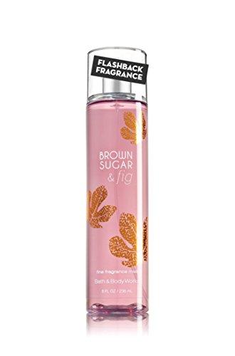 Bath & Body Works - Bath and Body Works Fine Fragrance Mist, Brown Sugar and Fig, 8.0 FL Ounce