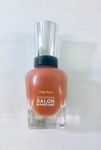 Sally Hansen - Sally Hansen Complete Salon Manicure, Calypso Blue, 0.5 Ounce