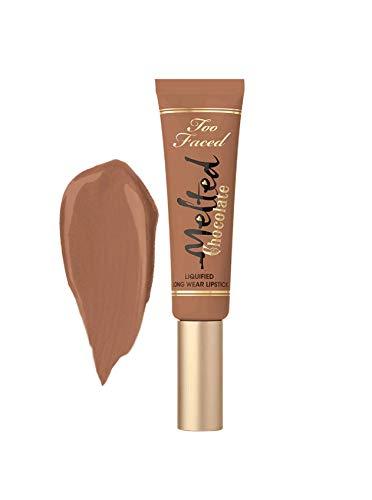 Toofaced - Too Faced Melted Chocolate Liquid Metallic Lipstick 'Chocolate Honey' 0.4oz/12ml