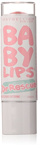 Maybelline New York - Maybelline Dr. Rescue Baby Lips Lip Balm, Coral Crave (Pack of 3)