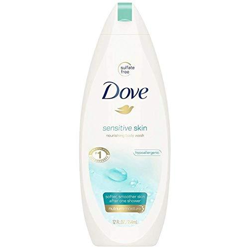 Dove - Sensitive Skin Beauty Body Wash