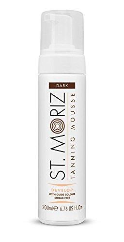 St Moriz - St Moriz Instant Self Tanning Mousse - Dark (200ml) (Dark Mousse)