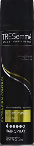 Tresemme - TRESEMME TRES TWO EXTRA HOLD STYLING SPRAY AEROSOL SPRAY REGULAR HAIR STYLING PRODUCT RP 7.7 OZ - 0022400583541