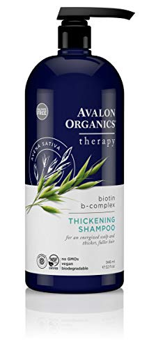 Avalon Organics - Biotin B-Complex Thickening Shampoo
