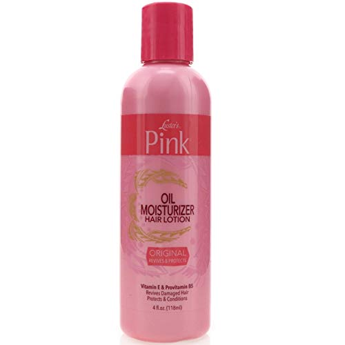 Luster's - Luster's Pink Oil Moisturizer Hair Lotion 4 oz ( Pack of 3)