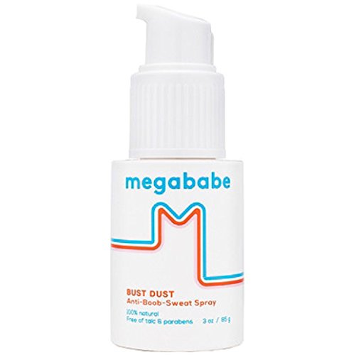 Megababe - MegaBabe Bust Dust 3 oz/85 g Free Of Talc & Parabens By Texpertnmore