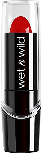 Wet N' Wild - Wet N Wild Silk Finish Lipstick 540a Hot Red 0.13 Ounce