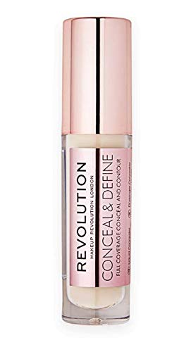 Makeup Revolution - Conceal & Define Full Coverage Concealer