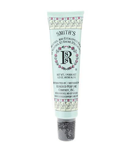 Rosebud Perfume Co. - Rosebud Perfume Co. Smith's Menthol and Eucalyptus Balm Tube, 0.5 oz.
