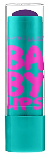Maybelline - Baby Lips Moisturizing Lip Balm, Grape Vine