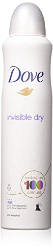 Dove - (2 PACK) DOVE Dry Spray Antiperspirant 48 hours, (Invisible Dry) 5oz