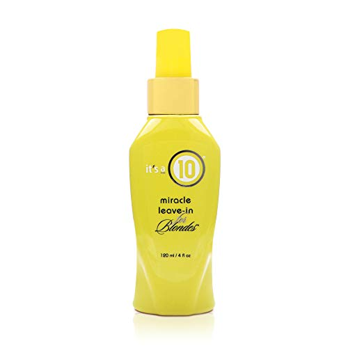 It's a 10 Haircare - It's a 10 Miracle Leave-In for Blondes 4 fl oz
