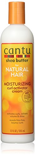 Cantu Cantu Moisturizing Curl Activator Cream, 12 oz (Pack of 12)