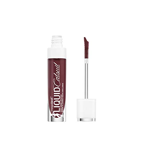 Wet N' Wild - Megalast Liquid Catsuit High Shine Lipstick, Devil's Advocate
