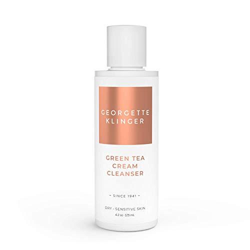 Georgette Klinger - Georgette Klinger Green Tea Cream Cleanser for Face - Lightweight, Cleans While Maintaining Skins Moisture Balance