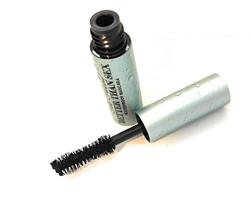 Toofaced - Too Faced Better Than Sex Waterproof Mascara Black Mini 0.13 oz