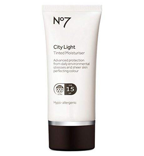 No. 7 - City Light Tinted Moisturiser