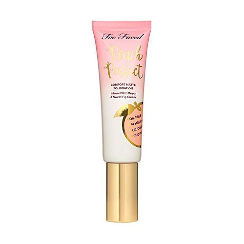 Toofaced - Peach Perfect Comfort Matte Foundation