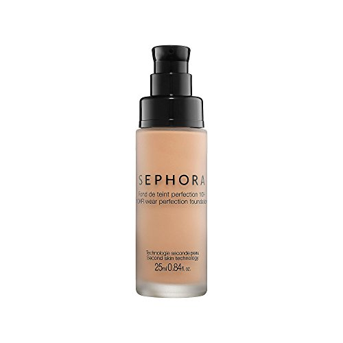Sephora - 10 Hr Wear Perfection Foundation Sephora 0.84 Oz Medium Peach (Y) | NEW