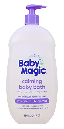 Baby Magic - Baby Magic Calming Bath, Tear-Free, Lavender & Chamomile